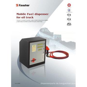 China erste Marke-Zapfsäule für Gas-Tankstelle tragbare Dispenser