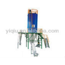 PVC Resin/Plastic resin air stream spray/atomizing dryer