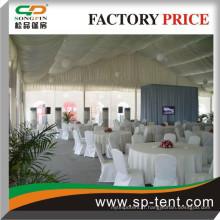 15x30m Tissu de tente de mariage fort et de haute qualité produit en Chine