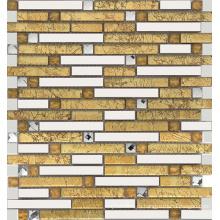 Плитка Мозаики из Мозаики из Нержавеющей Стали
