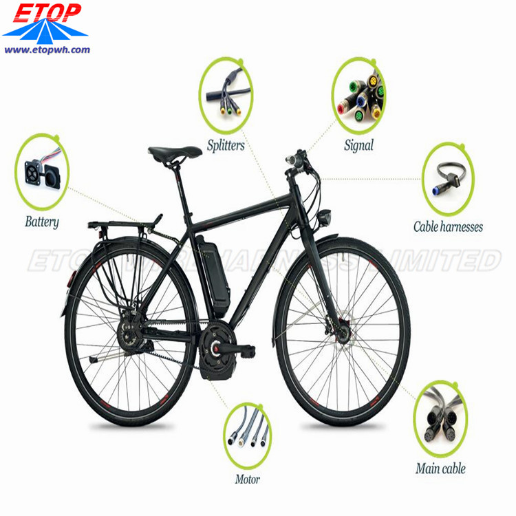 E-Bike application