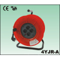 Extension Cord Reels cable drum Germany type plugs