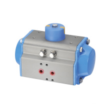 AT Series Control Single Acting for Butterfly Valve Ball Valve Pneumatic  Rotary Actuator