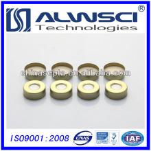 Capuchon en aluminium doré de 20 mm Capuchon à sertir pour gc