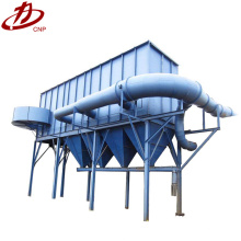 High efficiency dust microwave extraction system