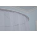 Элегантный круглый кружевной зонтик с балдахином для кровати