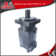 single speed hydraulic motor design