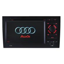 Radio de coche para Audi S4 / A4 / RS4 Radio GPS de navegación Hualingan