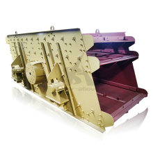 Electric Gold Mining Vibration Screen with Four Decks