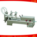 316L Semi-Automatic Edible Oil Filling Vegetable Cooking Oil Filling Machine