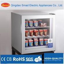SD55 Mini Display Kühler Glastür, Zähler oben Kühlschrank
