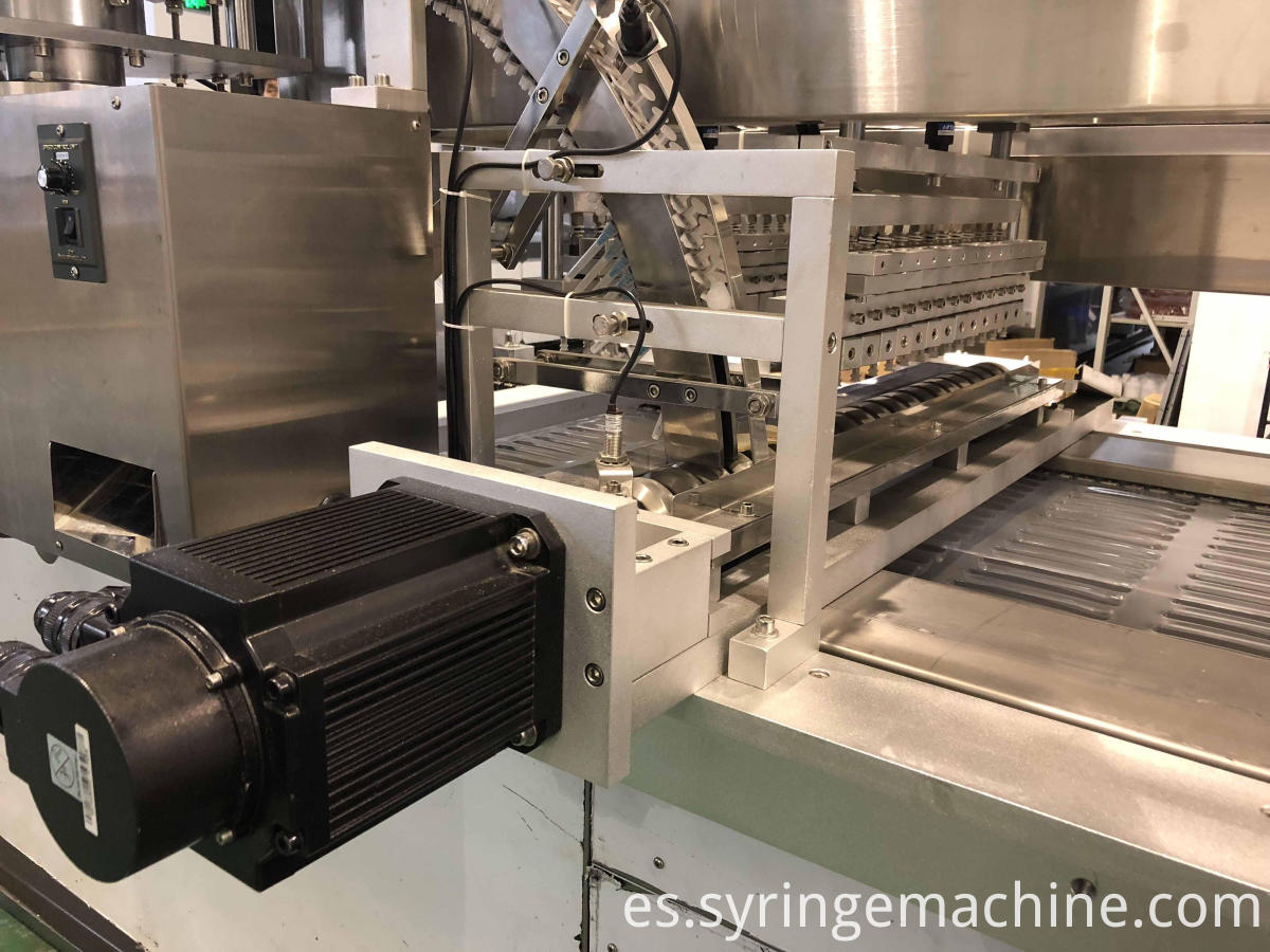 Syringe Loader for Packing Machine