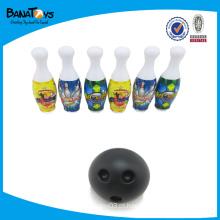 Pinos de bowling ajustados do esporte do artigo quente venda