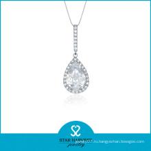 Новое серебряное ожерелье из серебра 925 пробы для продажи (SH-J-0196-P)