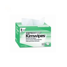 Toallitas de limpieza sin papel para lentes Kimwipes de fibra óptica