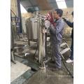 Bebidas sanitarias de acero inoxidable 304 / 316L Intercambiadores de calor de tubos y conchas