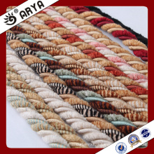 simple design and beautiful Decorative Rope for sofa decoration or home decoration accessory,decorative cord,6mm