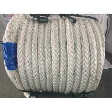 Cuerda de 12 cuerdas de fibra química Cuerda de amarre Cuerda de PE Cuerda de PE cuerda de poliéster