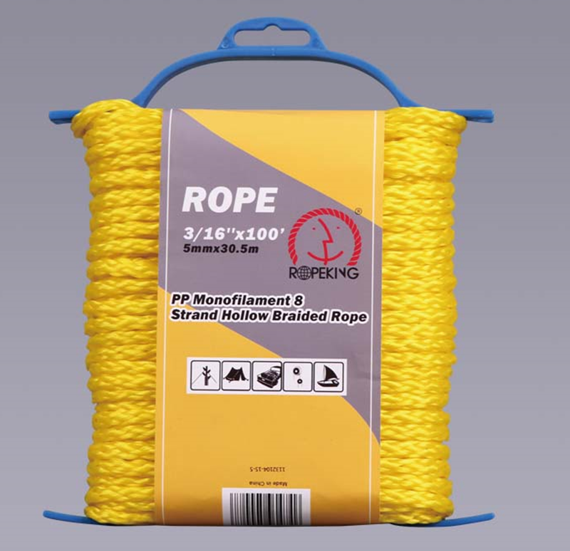 Hollow Braid Wakeboad Rope
