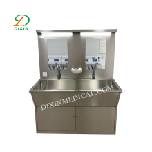 Medical Induction Stainless Steel Hand Basin