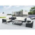 Patio Garden Outdoor Furniture Sofa Set