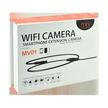 Câmera de cobra de inspeção de endoscópio USB WiFi