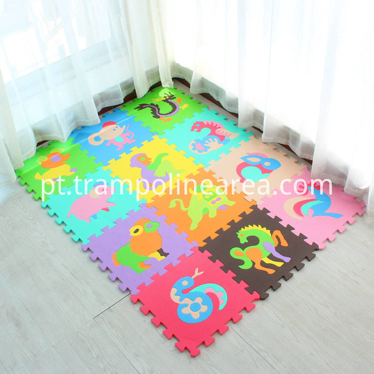 eva animal mat