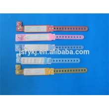 sterilized wrist strap for hospital patient