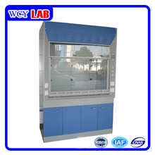 Blue Fume Hood Laboratory Equipment fabriqué par Beijing Weichengya