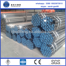 A335 st52 non alloy stainless steel seamless pipe