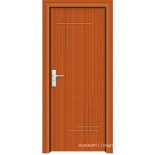 Hot Sale Interior Door MDF Interior Wood PVC Door