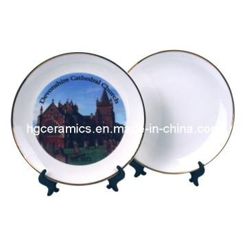 Sublimation Plate, Sublimation Plate with Stand