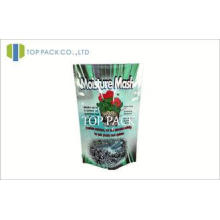Aluminum Foil Stand Up Pouch Bag For Seeds Packaging 80mic