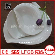 P & T fábrica de porcelana, tigelas de salada de porcelana, tigelas de cerâmica