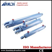 low price welded agricultural machinery hydraulic cylinder