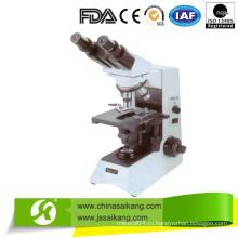Бинокулярный биологический микроскоп (CE / FDA / ISO)
