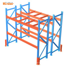 Heavy duty warehouse storage pallet rack in shandong