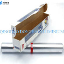 resistance heat Food Grade Aluminum Foil Small Roll