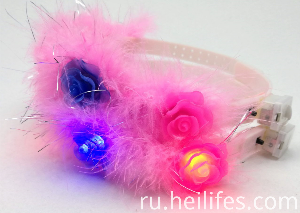 LED Light Toys for Party Headwear