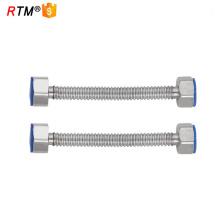 Mangueira flexível ondulada do metal B17 para a mangueira de gás flexível do torneira do banheiro