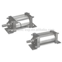 CS1series двойной действующий пневматический стандартный цилиндр