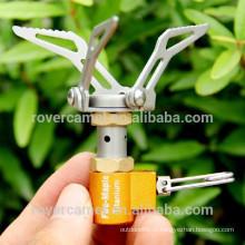 Огонь клен FMS-300T титана газовая плита легкий 45g открытый кемпинг плита горелки