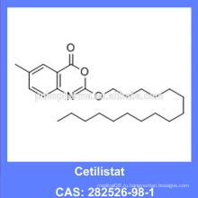 Высокая чистота 99% мин. Cetilistat API / Slimming & Weight-Loss Drug 282526-98-1 (Сделано в Гуанчжоу)