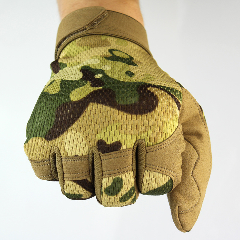 Tactics are all about outdoor gloves (2)