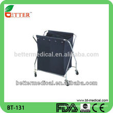 hotel and hospital linan laundry Trolley