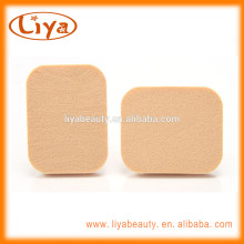 Liya Cosmetic Makeup latex sponge puff in skin color