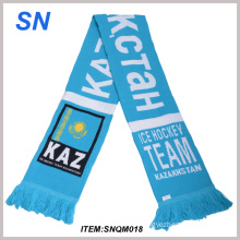 2016 Latest Design Wholesale Custom Football Scarf