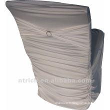 couverture de chaise universelle, usine de housse chaise CTS771 vogue, 200GSM meilleur tissu lycra