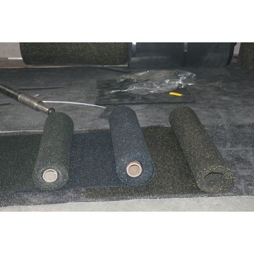 Buen entrenamiento Crossfit Training Rubber Floor Matting Roll