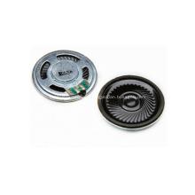 FBF36-5TLB 8ohm 1w earphone black mylar waterproof speaker